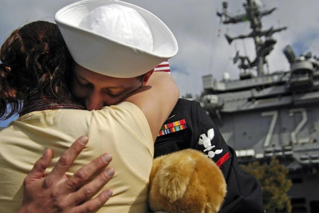 Navy photo by Photographer's Mate Airman Jordon R. Beesley