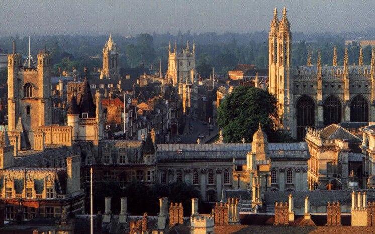 Cambridge dating ideas