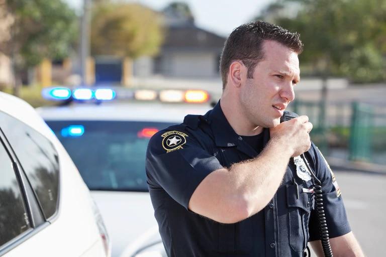 single cop