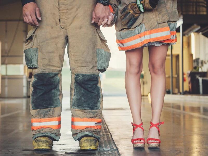 surprise your fireman