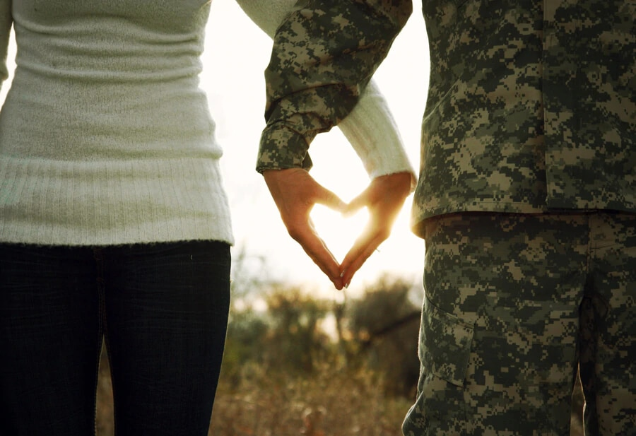 military-love-stories
