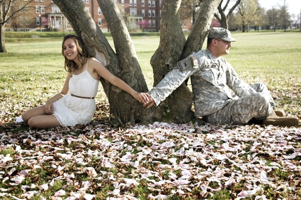 army dating