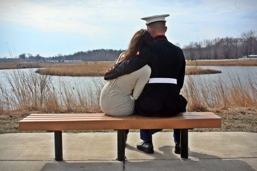 marine dating