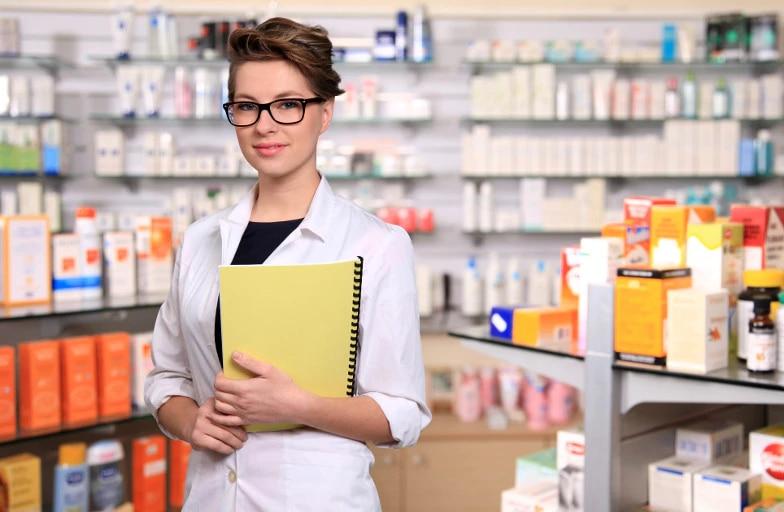 Date a pharmacist